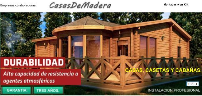 Blog aim casas casetas y caba as for Casas y casetas prefabricadas